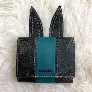 NWT DIESEL Bunny Wallet